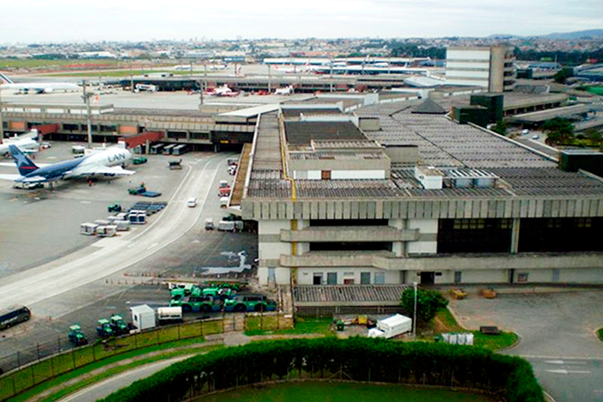 São Paulo International Airport – Guarulhos