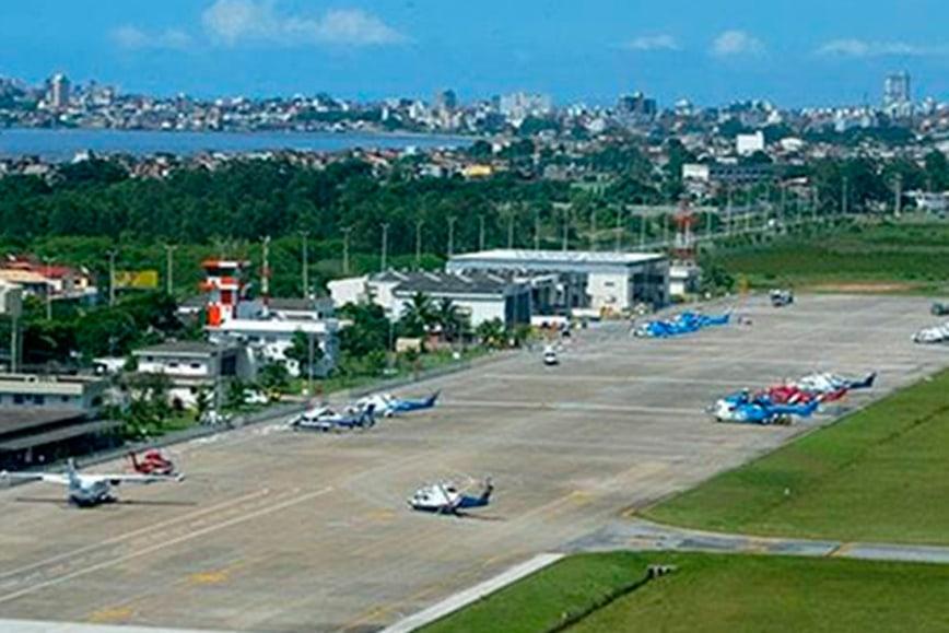 Macaé Airport – RJ.